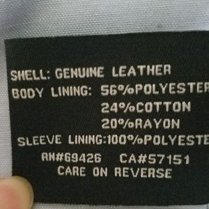 Black Rivet Jackets & Coats - Black rivet jacket